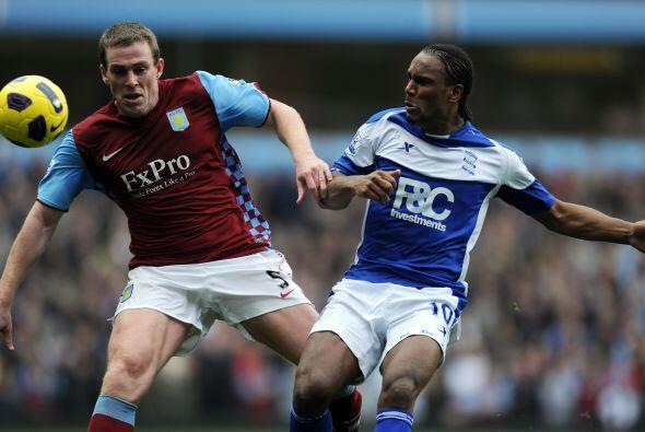El último duelo del día fue el Aston Villa ante Birmingham.