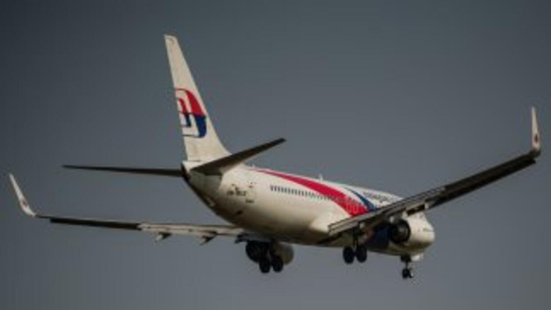 El vuelo partió de Kuala Lumpur con destino a Beijing, y desapareció de...