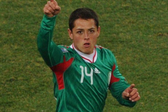 El festejo del jugador '14' y la despedida de Sudáfrica.