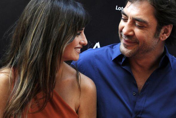 Penélope Cruz y Javier Bardem Otros famosos muy reservados sobre su rela...