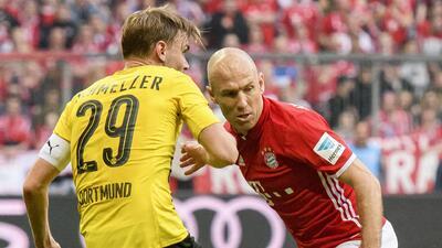 Momentos memorables en los enfrentamientos entre Borussia Dortmund y Bayern Munich