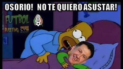 Los memes acaban con Juan Carlos Osorio tras el empate entre México y Honduras