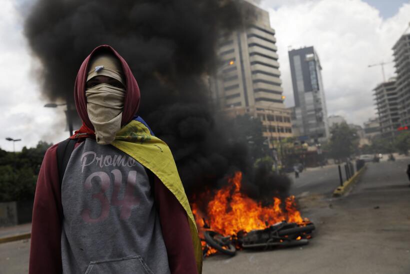 Resultado de imagen para venezuela pocos votantes