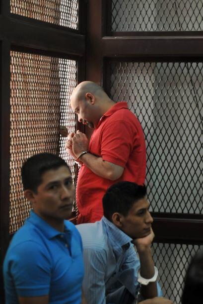 El tribunal ordenó que los seis mexicanos purguen las condenas en...