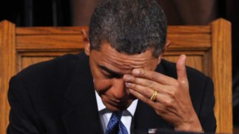 Obama dice que profesa la fe cristiana, pero muchos creen que es musulmán.