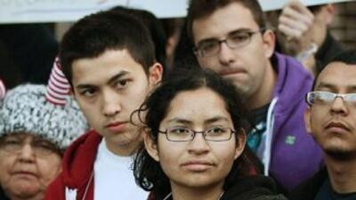 El alivio administrativo beneficia a jóvenes que entraron a EU antes de...