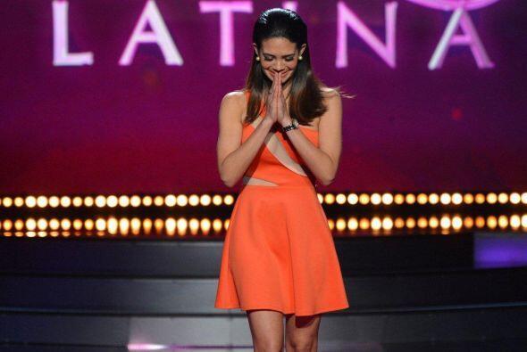 Esta cubana se caracteriza por su deseo de superación y talento para la...