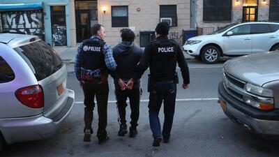 La controversial frase que usa el gobierno para referirse a la captura de inmigrantes