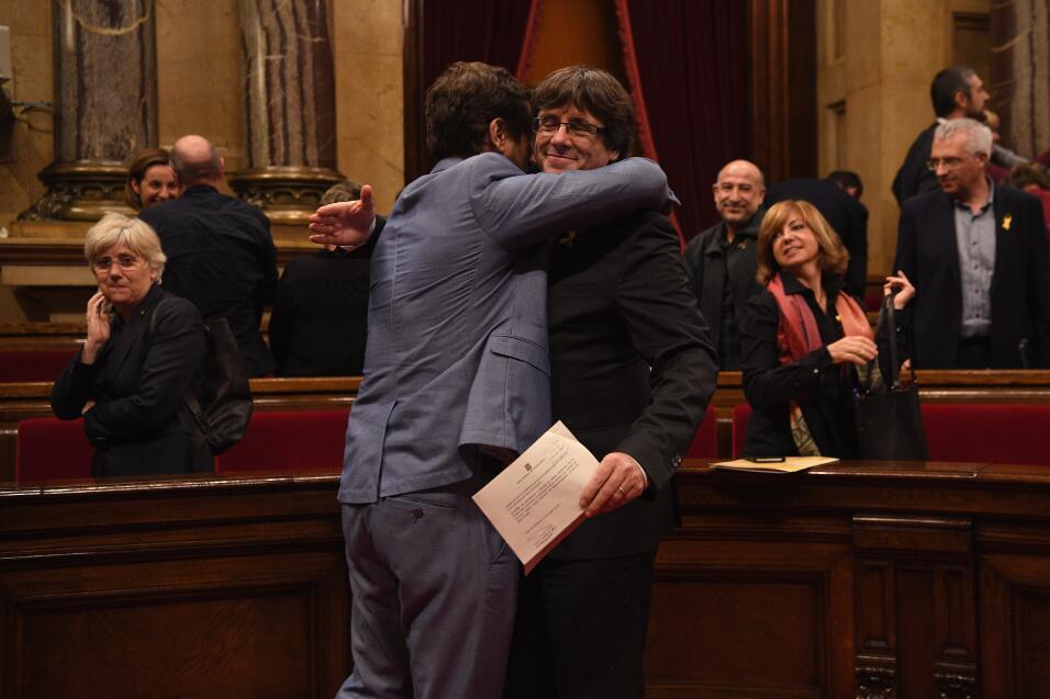 Las dos caras de Catalunya