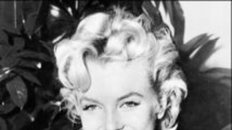 La voz de la actriz Marylin Monroe confesando que lo único que se ponía...