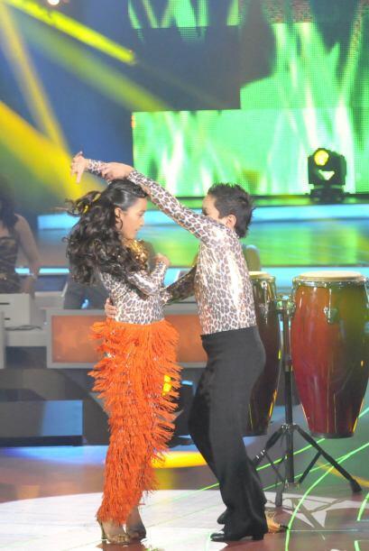 Altahir es una estupenda bailarina, no cabe duda que la danza es su mayo...