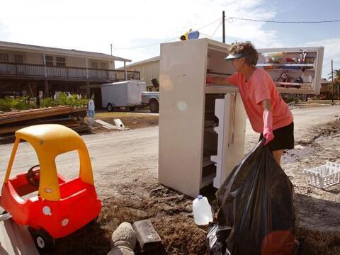 El huracán que ha causado más daños en la costa de...