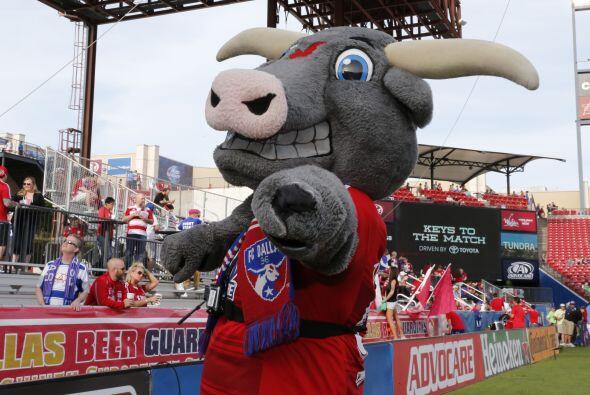 FC Dallas es líder en la Conferencia del Oeste, pero el atractivo...