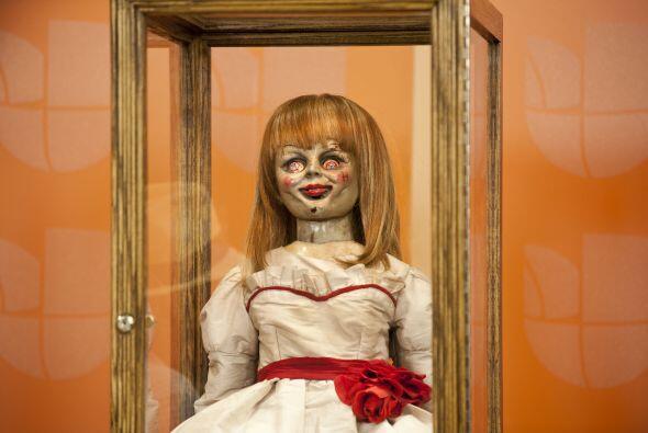 El personaje pricipal de la pelicula Annabelle visito Arriba Valle Centr...
