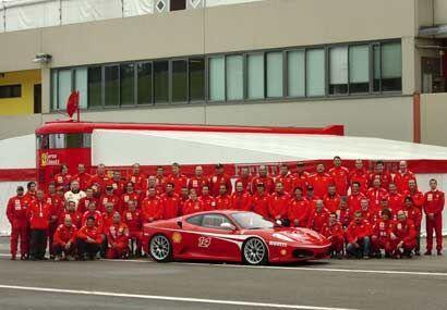 El equipo de Formula 1 de Ferrari estuvo inmiscuido en el desarrollo del...
