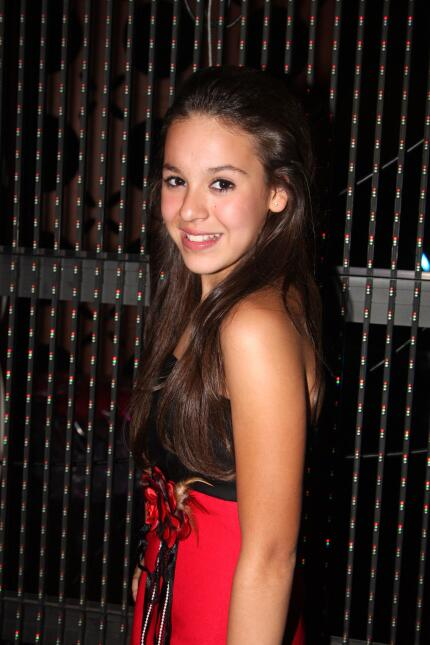 "Danna Paola forma parte del elenco de la telenovela ""Querida Enemig..."