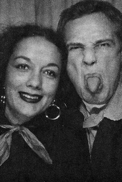 Movita estuvo casada ocho años con Brando. Falleció en un centro de reha...