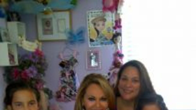 María Elena Salinas habló con una familia cuya vida cambió para siempre...
