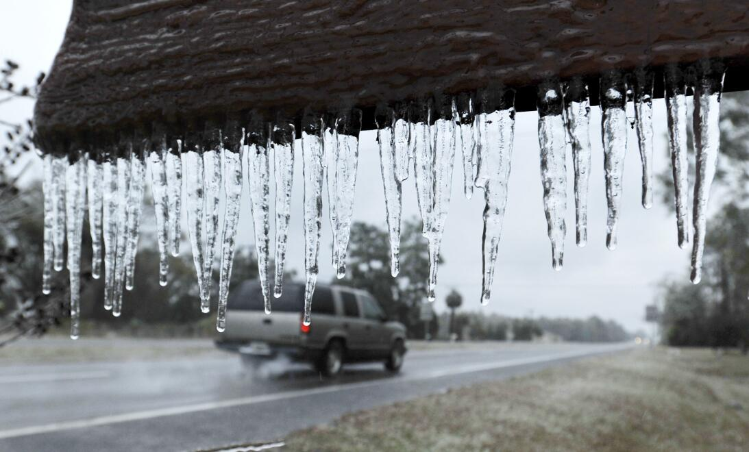 Nieve en Florida