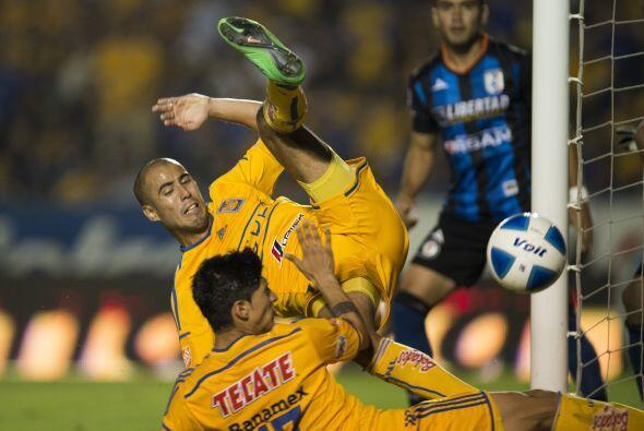 Tres de calificación:  Tigres llevaba siete partidos sin perder en la li...
