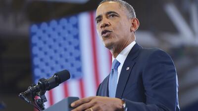 Obama: mejores empleos y mejores salarios