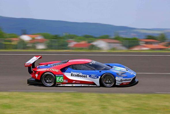 El nuevo auto de carreras correrá a lo largo de todas las fechas que con...