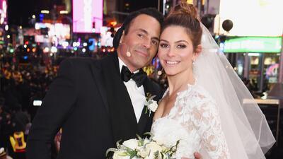 Se casaron en Times Square y el mundo entero fue testigo de la boda