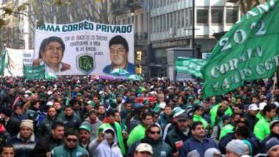 """Jorge Capitanich acusó a los gremios enfrentados al Gobierno de """"estar f..."""