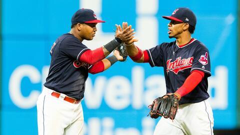 Cleveland es el cuarto equipo en la historia de la MLB que llega a 20 vi...