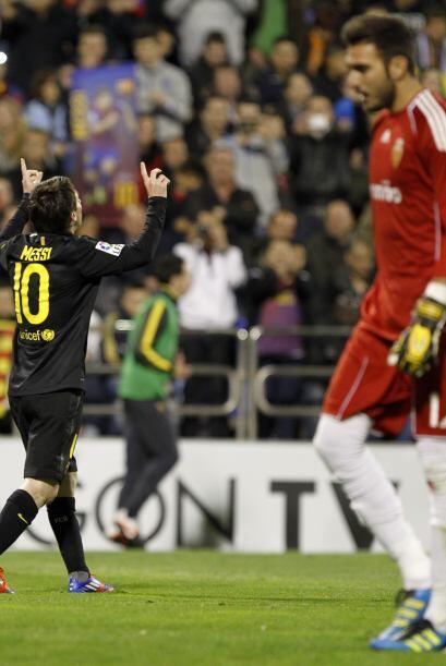 Igualmente Messi sigue siendo indispensable para Guardiola y el Barcelona.