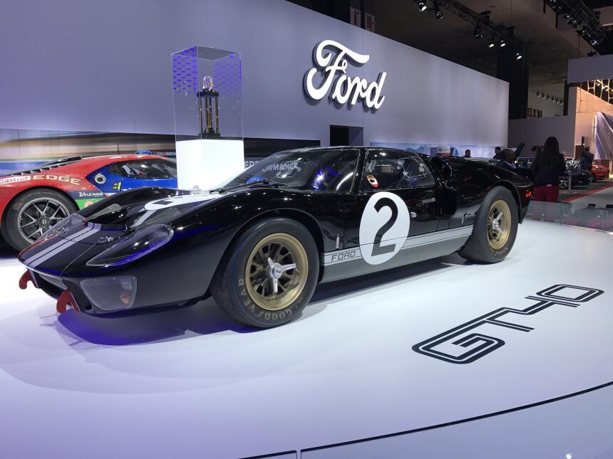 El mundo del motor se mudó al Auto Show de Los Angeles IMG_0609.jpg