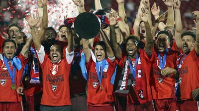 FC Dallas y un 2016 redondo con dos títulos y un futuro prometedor