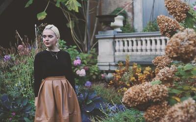 Andrea María: Creadora de Dear Milano, una de los sitios de moda, viajes...