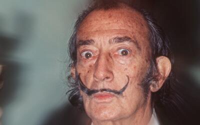 El artista español Salvador Dalí falleció en el 198...