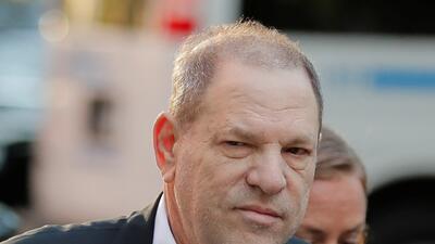 La caída de Weinstein: así se entregó a la policía y fue acusado de violación y agresión sexual (fotos)