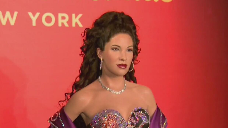 Selena Quintanilla es inmortalizada una vez más con una imagen de cera e...