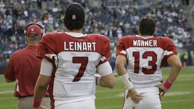 Según Matt Leinart, Kurt Warner fue el autor de la ofensiva que llevó a...