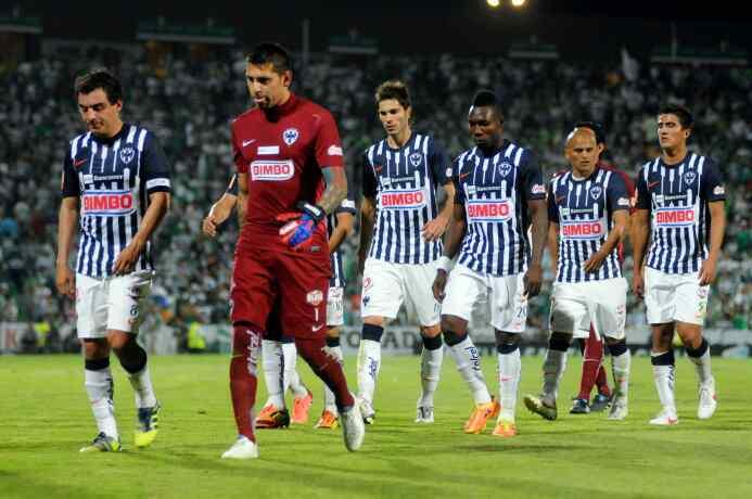 La siguiente caída del Monterrey en la Liga fue para el Clausura 2012 cu...