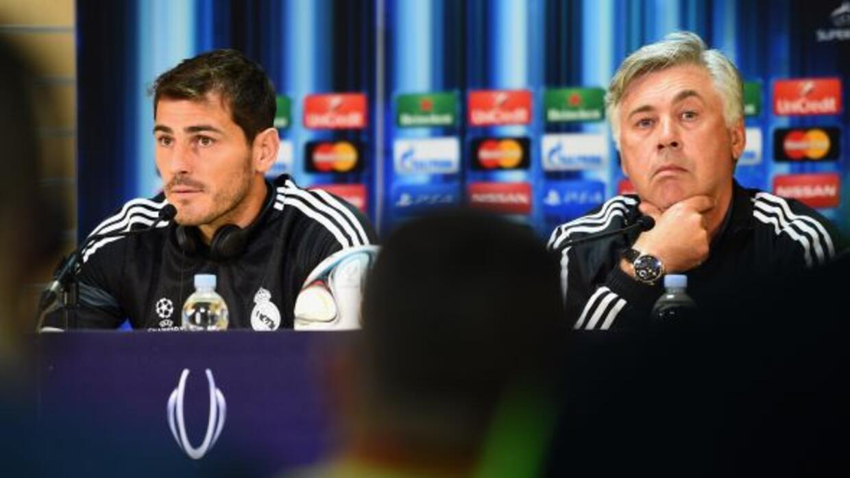 El portero español hizo una referencia al paso de Mourinho por el Real M...