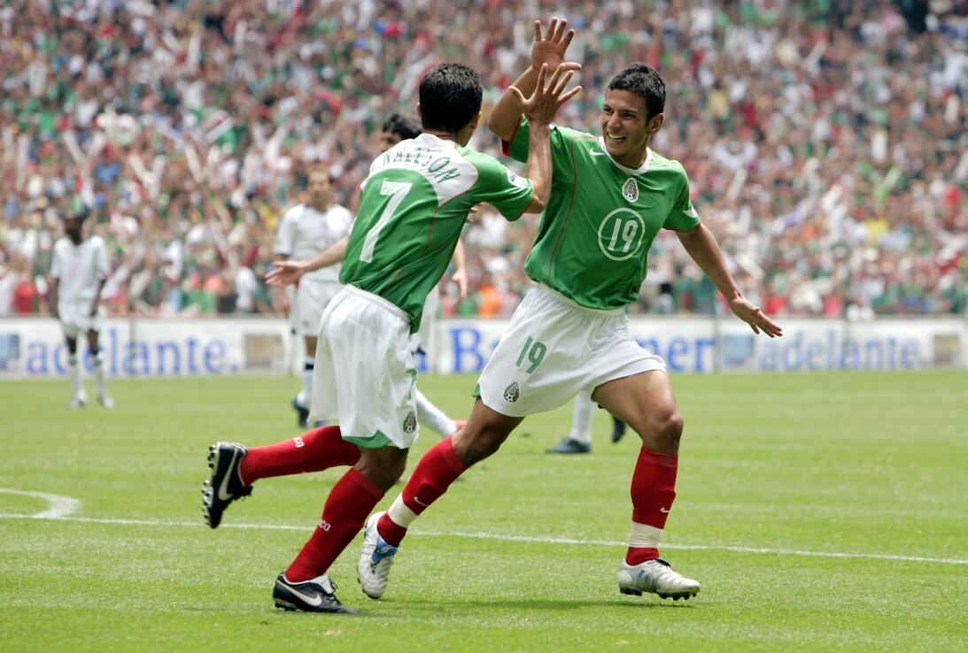 Jaime Lozano (México) - 11 goles en 11 partidos durante una sola elimina...