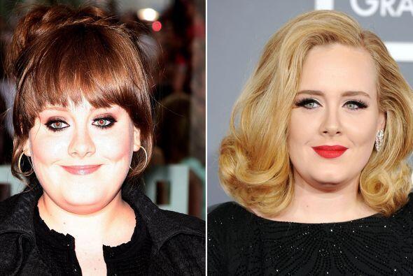 En un periodo de tiempo increíblemente corto, Adele ha sido considerada...