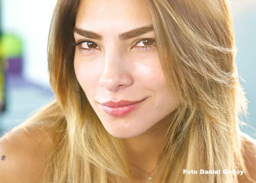 Alejandra Espinoza fue la primera ganadora del concurso Nuestra Belleza...
