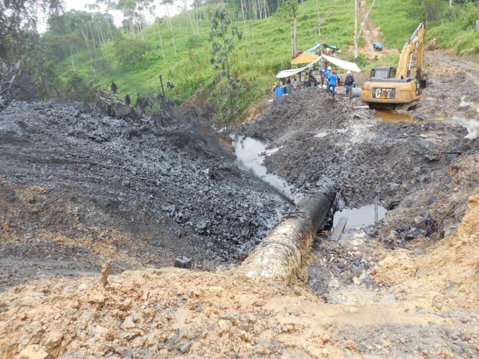 Los ministro de Energía y Minas y del Medio Ambiente visitaron el mes pa...