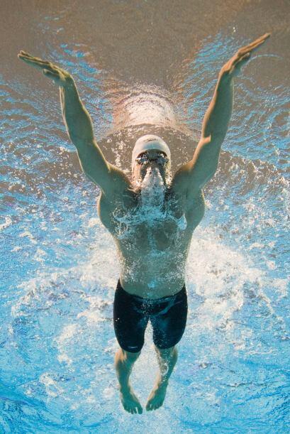 El panameño Edgar Crespo logró imponer récord centroamericano en 50 metr...