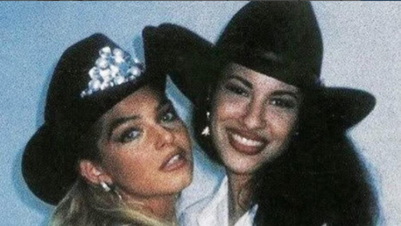 Selena en Dos mujeres un camino