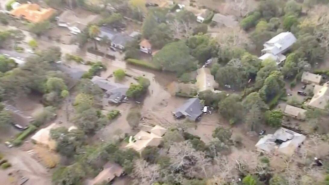 Aéreas Inundaciones