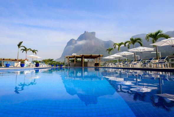 Este es el hotel que albergará a la selección de Inglaterra en Río de Ja...