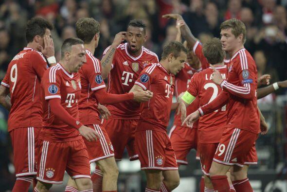 Casi de inmediato, el Bayern estaba de vuelta en la peea, pero aún falta...
