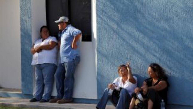 El gobierno salvadoreño pidió informes a México sobre los cadáveres hall...
