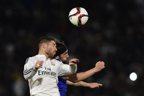 Con el marcador a su favor y con una amplia ventaja el Real Madrid decid...